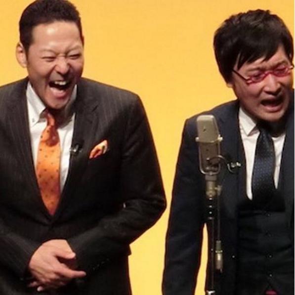 ライブ『東野幸治vs山里亮太』(出典:https://www.instagram.com/higashinodesu)
