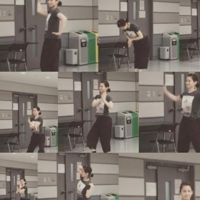 【エンタがビタミン♪】石田ゆり子 『逃げ恥』ダンスは練習の成果!? 視聴したファンも「キレキレで素敵」