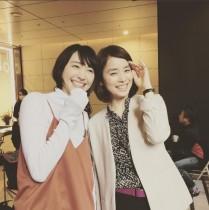 【エンタがビタミン♪】石田ゆり子 『逃げ恥』新垣結衣との2ショットが「姪じゃなくて姉妹みたい」