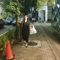 【エンタがビタミン♪】石田ゆり子と板谷由夏の街角ショットに感動 「普通に歩いてるもんなんですね!」