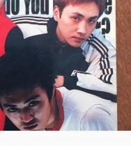 """【エンタがビタミン♪】アンジャ児嶋&劇団ひとり 18年前の""""かっこいい""""姿を公開"""