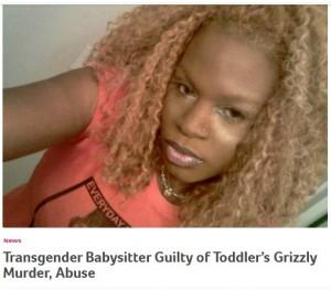 【海外発!Breaking News】女装のベビーシッター、4歳男児に食事を与えずベルト、焼き網、電気コードでせっかん死(米)