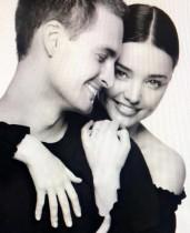 【イタすぎるセレブ達】ミランダ・カー、大富豪の婚約者と「来年結婚します!」