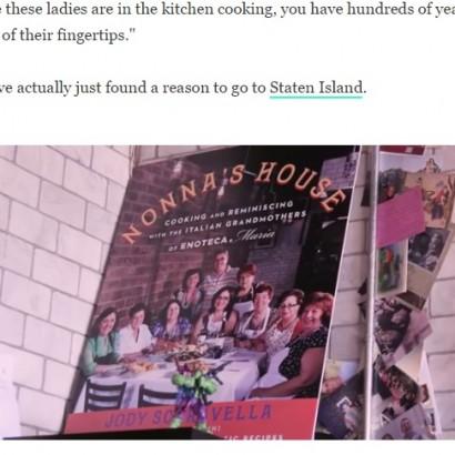 【海外発!Breaking News】移民系おばあちゃん30名が作る「おふくろの味」 多国籍レストランがNYで大人気