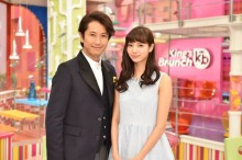 【エンタがビタミン♪】『君の名は。』のひな型と評判のCM テレビ初公開に新海作品ファン・新川優愛が涙