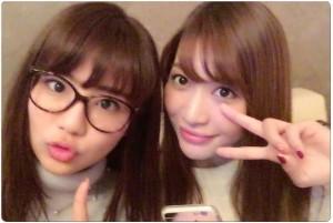 【エンタがビタミン♪】大島麻衣×平嶋夏海 AKB48 OGが初の旅行デート