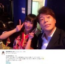 【エンタがビタミン♪】陣内智則、KRD8メジャーデビューシングルのMVで姪っ子・まいまいと共演