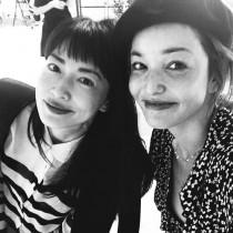 【エンタがビタミン♪】長谷川京子&梨花 2ショットに女性ファン歓喜「私のカリスマたち」