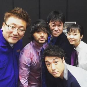 『勇者ヨシヒコ』のメンバー(出典:https://www.instagram.com/takayukiyamadaphoto)