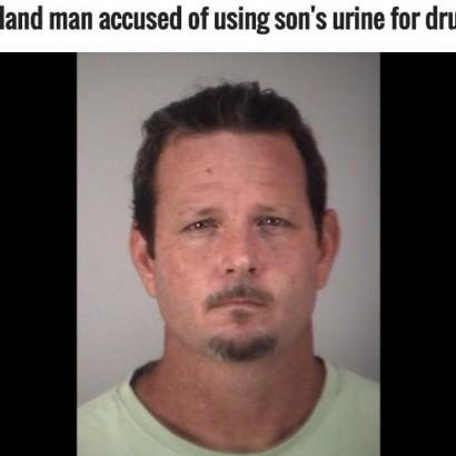 【海外発!Breaking News】マリファナ使用の男、11歳息子の尿を常に携帯(米)