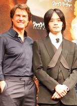 【イタすぎるセレブ達】トム・クルーズ来日会見 「日本に戻ってくる事は非常に意味がある」