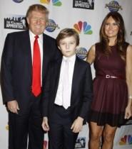 【イタすぎるセレブ達】ドナルド・トランプ妻 YouTube動画「バロン君は自閉症か」制作者に激怒