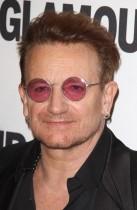 【イタすぎるセレブ達】「U2」ボノ 人気誌授賞式でトランプ氏に物申す 「平等を何よりも優先せよ」