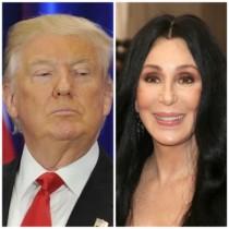 【イタすぎるセレブ達】歌手シェール 米大統領選挙「トランプ氏が勝ったらこの惑星とオサラバする」