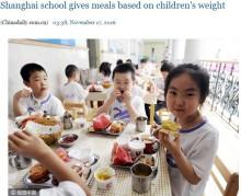 【海外発!Breaking News】園児を「太りすぎ」と「痩せすぎ」にグループ分け おやつのメニューを変更する幼稚園(中国)