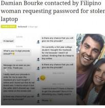 【海外発!Breaking News】MacBookを盗まれた男性のもとに「PINコードを教えて」のメッセージ届く(豪)