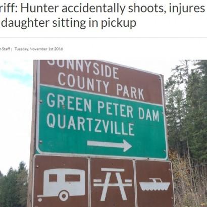 【海外発!Breaking News】家族連れで狩りに 27歳父親が誤って2歳、4歳のわが子を撃つ(米)