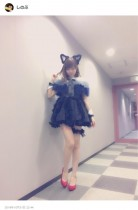"""【エンタがビタミン♪】指原莉乃 """"女子に人気のハロウィン仮装""""で猫に扮したのは「レコード会社の指定」"""