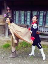 【エンタがビタミン♪】木南晴夏、『勇者ヨシヒコ』で共演の姉と2ショット ファン驚き「まさかお姉ちゃんだとは」