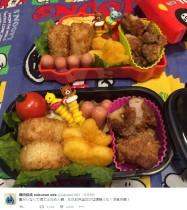 【エンタがビタミン♪】織田信成、息子の弁当作り 「作る気持ちが素晴らしい」と絶賛の声