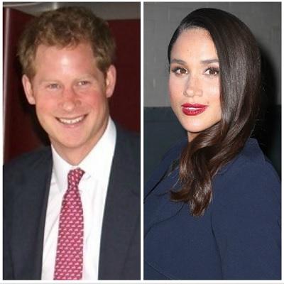【イタすぎるセレブ達】英ヘンリー王子の新恋人メーガン・マークル、ドラマ撮影を休み英国入り