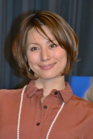 【エンタがビタミン♪】米倉涼子、離婚成立で「安住紳一郎アナと再婚したら」の声続々