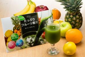 『めっちゃたっぷりフルーツ青汁』