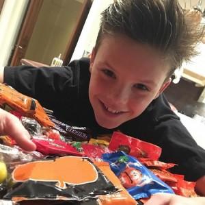 【イタすぎるセレブ達】ベッカム家三男11歳、音楽活動スタート ジャスティンのマネージャーと契約
