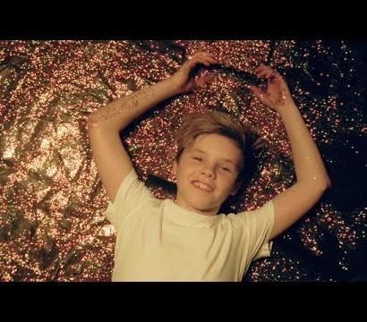 【イタすぎるセレブ達】クルス・ベッカム11歳 デビューシングルの可愛いPV公開も賛否両論