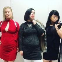 【エンタがビタミン♪】菜々緒、水原希子、冨永愛が太った!? ものまね3ショットに爆笑