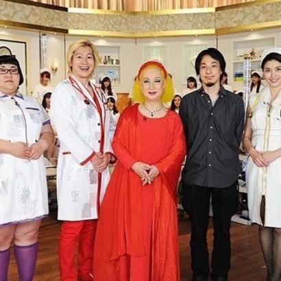 【エンタがビタミン♪】カズレーザー、ついに美輪明宏と初共演 「コイキングVSギャラドス」との声も