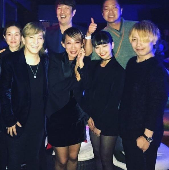 『ASIA FASHION AWARD 2016』を終えて(出典:https://www.instagram.com/ninagawamika)