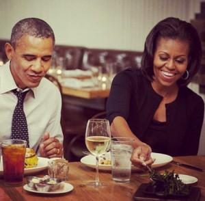 【イタすぎるセレブ達】ミシェル・オバマ大統領夫人 「8年間で夫婦の絆はより強くなった」