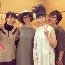 【エンタがビタミン♪】滝川クリステル、有働由美子も 上原ひろみを囲むメンバーに「最強のオンナたち」
