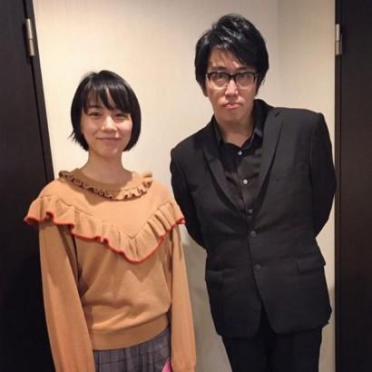【エンタがビタミン♪】岡村靖幸&のん 異色2ショットに「新鮮で嬉しい」と反響
