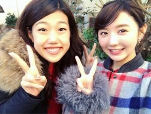 【エンタがビタミン♪】おのののか、横澤夏子との2ショット公開に「あざとい小顔アピール」と注意される