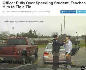 【海外発!Breaking News】スピード違反で捕まった米・男子大学生 最後に「ありがとう」と礼を言ったワケ