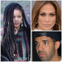 【イタすぎるセレブ達】リアーナ、ドレイクと熱愛報道のジェニロペに激怒 Instagramのフォローも解除