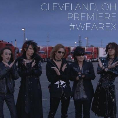【エンタがビタミン♪】YOSHIKI「今回の来日は心に染みます」 X JAPAN『Mステスーパーライブ』出演前に心境