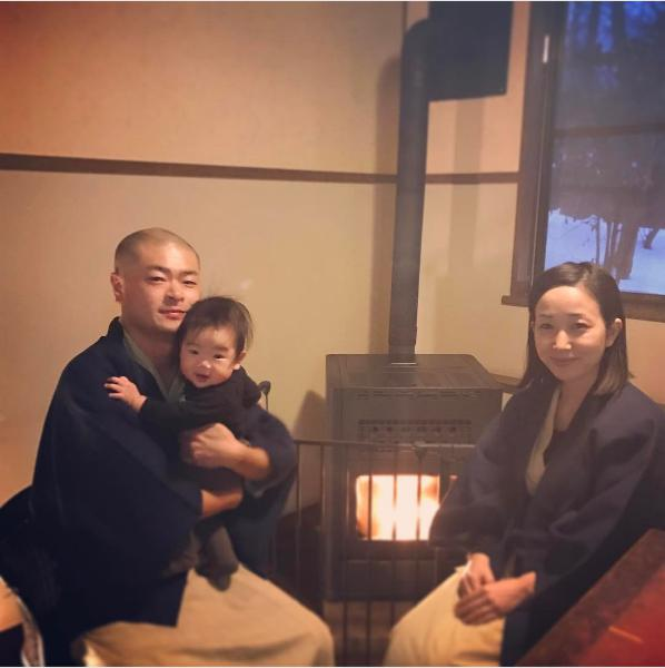 あばれる君の家族写真(出典:https://www.instagram.com/abarerukun)