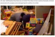 """【海外発!Breaking News】ベビーシッター、2歳男児にヘアアイロンで""""お仕置き"""" 1週間預けたままの母親に批判の声(米)"""