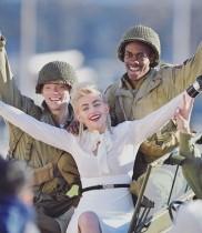【イタすぎるセレブ達】マイケル・ジャクソン長女がモデルデビュー 若き日のマドンナ風に!