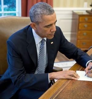 【イタすぎるセレブ達】バラク・オバマ大統領、最後の手紙に込めた国民へのメッセージは「Yes, we can」