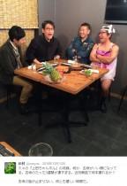 【エンタがビタミン♪・番外編】ピコ太郎も出演『上田ちゃんネル』スタッフの告別式 古坂大魔王が哀悼「走れ!が流れてた」