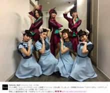 """【エンタがビタミン♪】Perfume×ELEVENPLAY 振付師""""MIKIKO""""先生つながりのコラボショット"""