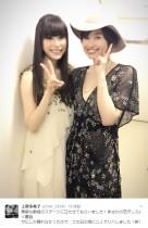 【エンタがビタミン♪】島袋寛子と上原多香子がライブで共演 w-inds.橘慶太「素晴らしかった!」