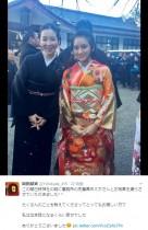 【エンタがビタミン♪】岡田結実 先輩・真矢ミキの優しさに感激「泣き目になるくらい幸せ」