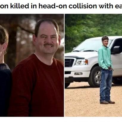 【海外発!Breaking News】飲酒運転の父の車が息子の車に正面衝突 ともに死亡(米)