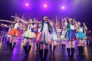 """【エンタがビタミン♪】HKT48""""13歳""""今村麻莉愛、『Mステ』からの群馬凱旋公演 アイマスナンバーで見せ場"""