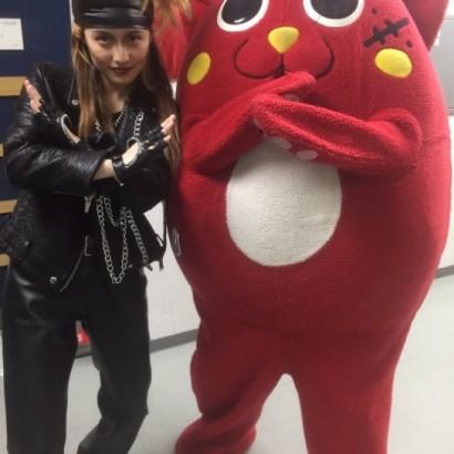 【エンタがビタミン♪】にゃんごすたー、ももクロと共演 X JAPAN『紅』を叩く姿に「すげー猫もいたもんだ」